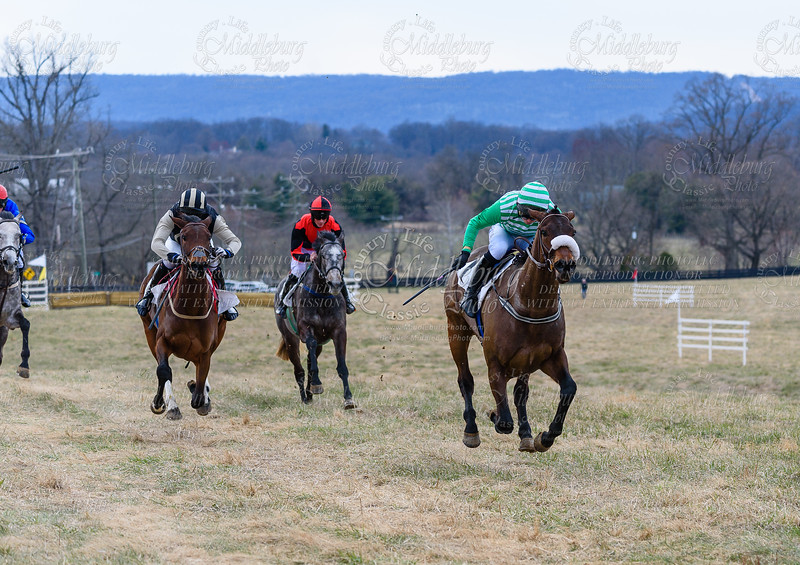 Fifth Race - The Huntland Cup