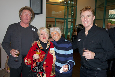 Geraldine and Bruce - 90th Birthdays - January 11, 2014