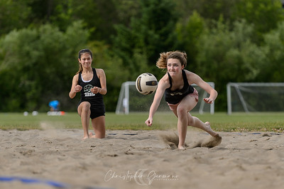 THS Sand Volleyball June 9
