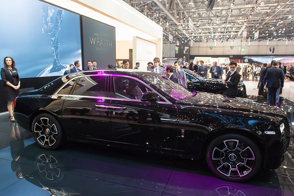 2016-03-01 Geneva Auto Show