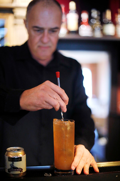 Bartender Profile of Adrian Holliday at The Old Mill-050319