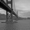 Golden Gate Bridge California USA  2007