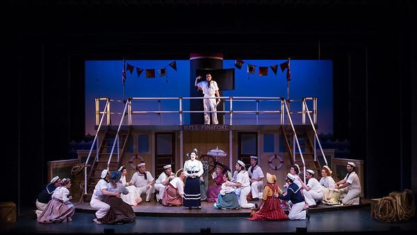 HMS Pinafore - The Ohio Light Opera