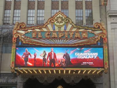 El Capitan Theatre - Guardians of the Galaxy Vol. 2