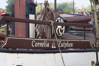 De historische haven is een geliefd gebied voor Van Dongeren.