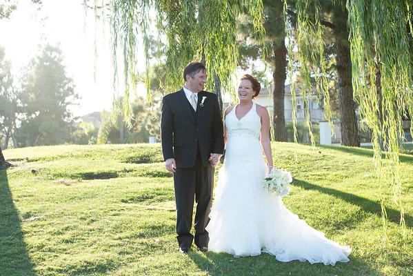 Brenda & Paul Wedding at Tustin Ranch Golf