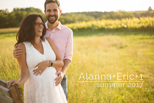 Eric + Alanna + 1