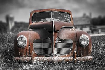 1940 DeSoto Deluxe - $10