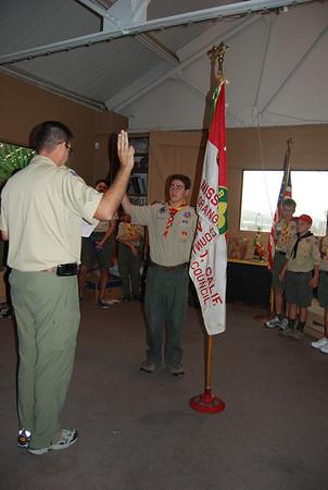 7/1/2013 - New Troop Leadership