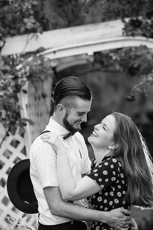 Liz and Nick Engagement on 1-7-2017