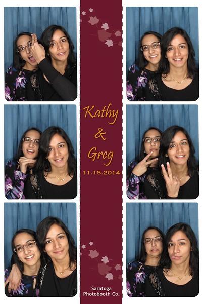 Kathy & Greg