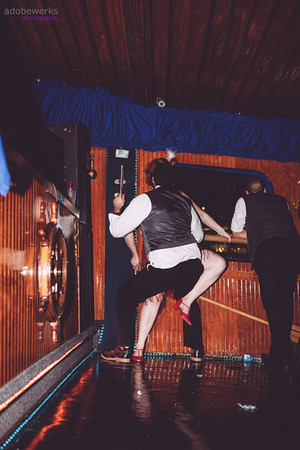 Kristens Bday - Flapper Cruise