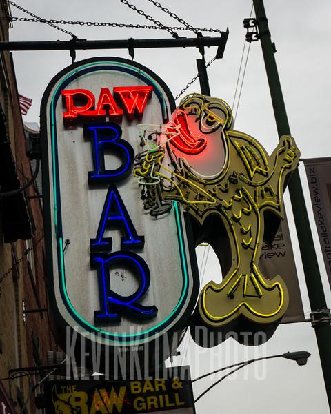 Raw Bar & Grill  (closed)