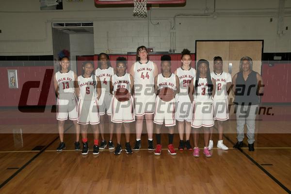 Girls JV Basketball 12.12.19