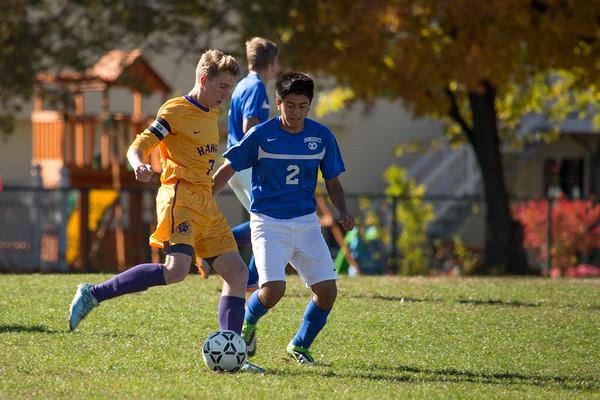 Rhinebeck Boys vs Rondout Oct 26th 2015