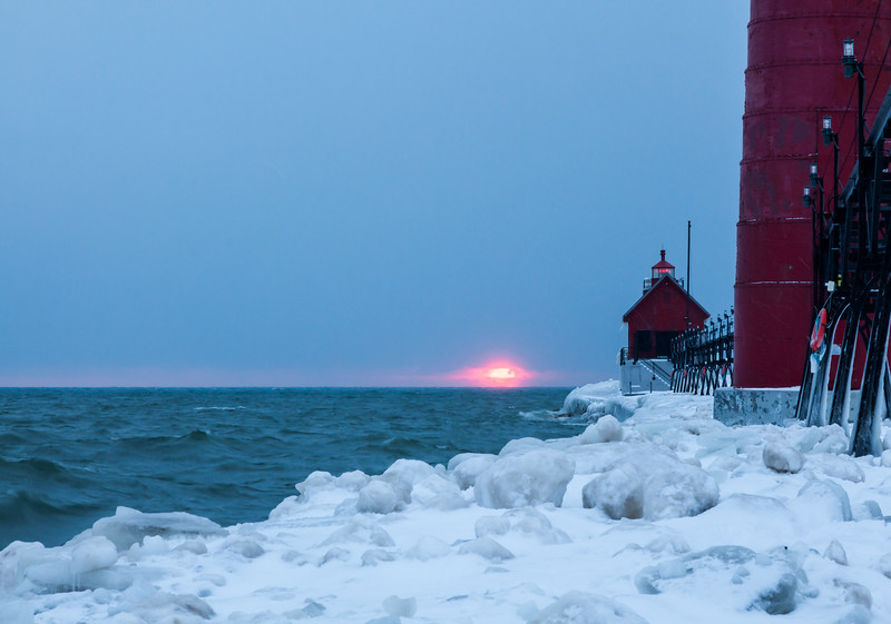 Sunset Grand Haven