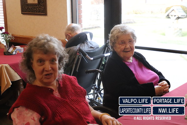 Life Care Center of Valparaiso Resident Christmas Party 2019