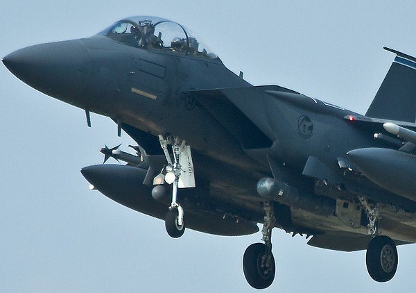 RAF Lakenheath : 19th April