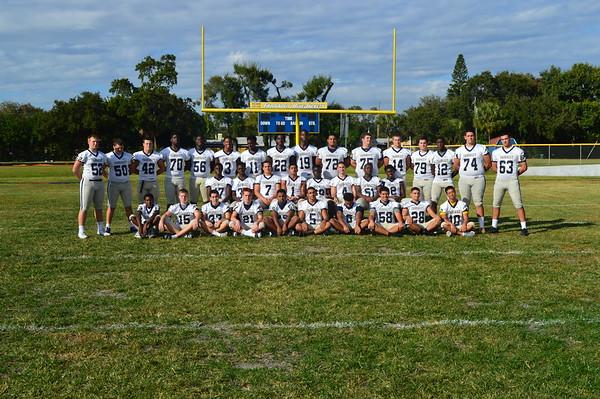 Varsity Football 2014-2015