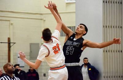 HS Sports - Edsel Ford at Dearborn High Boys Basketball 19