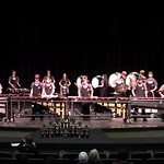 Drums Along the Brazos Drumline Contest @ CSHS 11/09/2013
