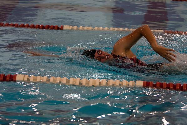 Taylor - Swimming at EWU