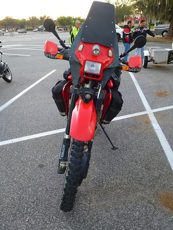 DDS Cross Fl Adventure Ride 2014
