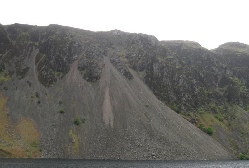 The Screes seen over Wastwater