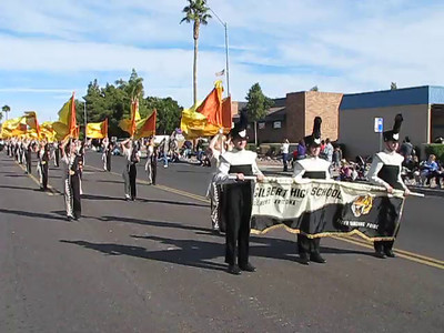 2011 Gilbert Days Parade Video
