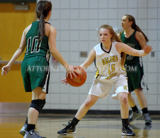 2014 3 7 Delone 69 Holy Cross 65