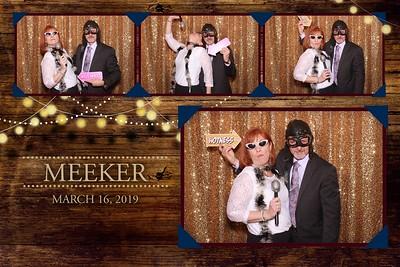 The Meeker Wedding