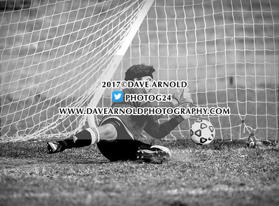 10/23/2017 - Boys Varsity Soccer - Arlington Catholic vs Matignon
