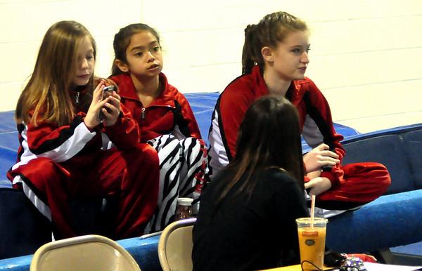 YMCA Gymnastics 3-19-2011