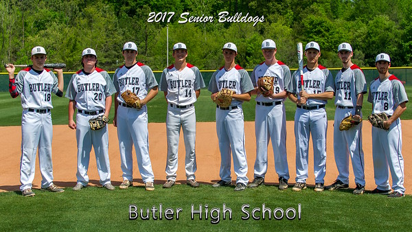 Butler High School Baseball 2017