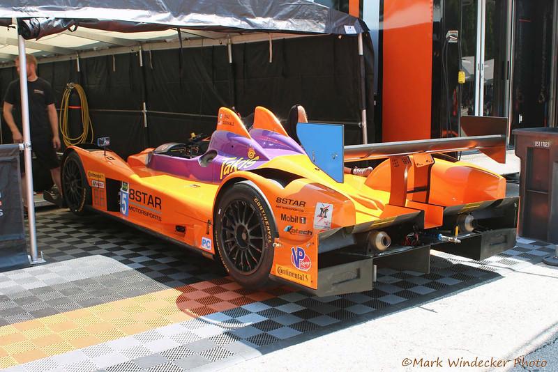 PC-8Star Motorsports ORECA FLM09