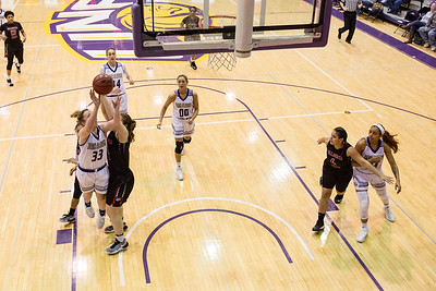 UNA vs VSU Mens & Womens @ Flowers