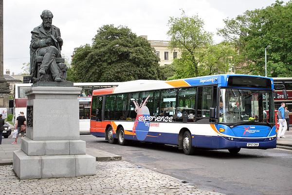 13th June 2014: Edinburgh