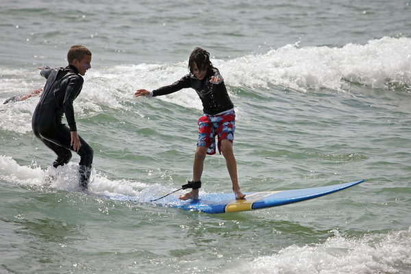 Aug 12,2007 Nantucket Isl. Surf School