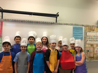 Third Grade Baking It Up