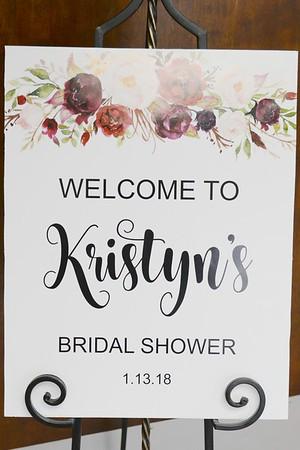 Kristyn & Chad Wedding Shower