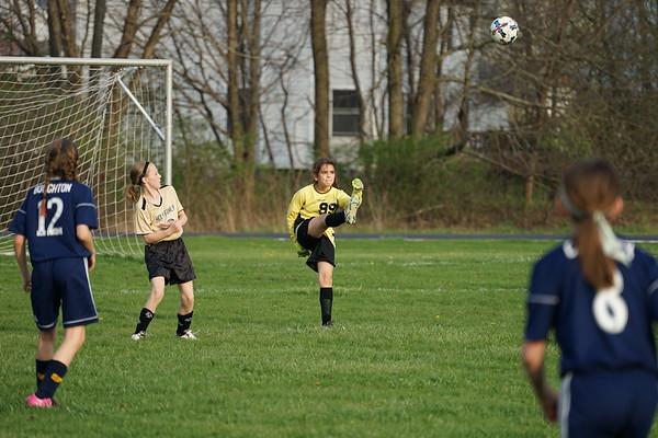 HFS Soccer Spring 2018