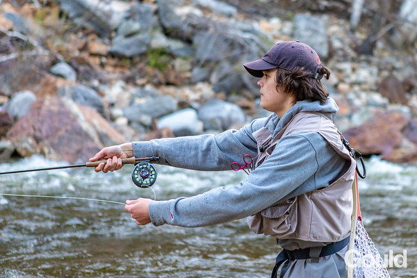 River Ecology Class & Fly Fishing