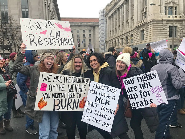 20190119 Womens March 2019 in Washington DC