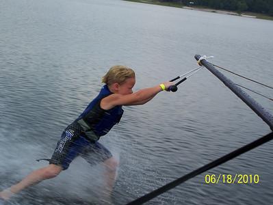 Skiing May/June 2010