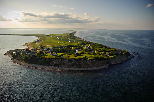 Cape Cod by Helicopter