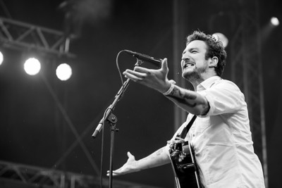 Frank Turner & The Sleeping Souls, Bergenfest 2014