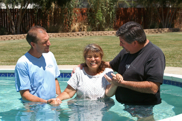 Summer Baptism 08