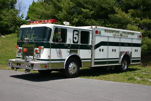 Company 5 - Woodstock Rescue Squad