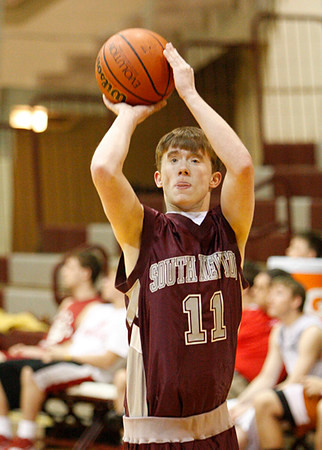 SNHS Boys Basketball vs Winamac 2010