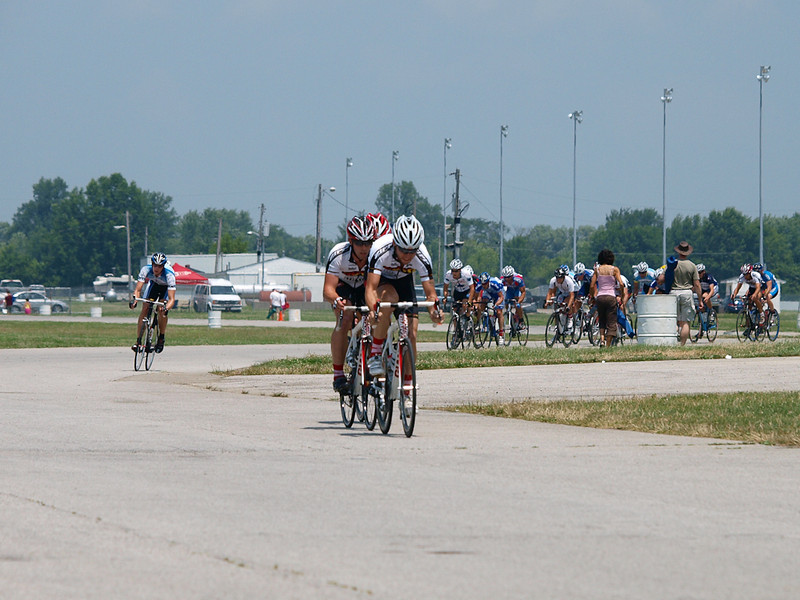 Men's Cat 1 & 2, 3s, and Open Master's Race (Combined)